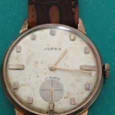 Relojes de pulsera: RELOJ VINTAGE JUPEX, DE CUERDA, FUNCIONA PERFECTAMENTE.. Lote 152724093