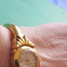 Relojes de pulsera: RELOJ DE PULSERA REALIZADO EN SUIZA - CAUDY PRIMA. Lote 153085902