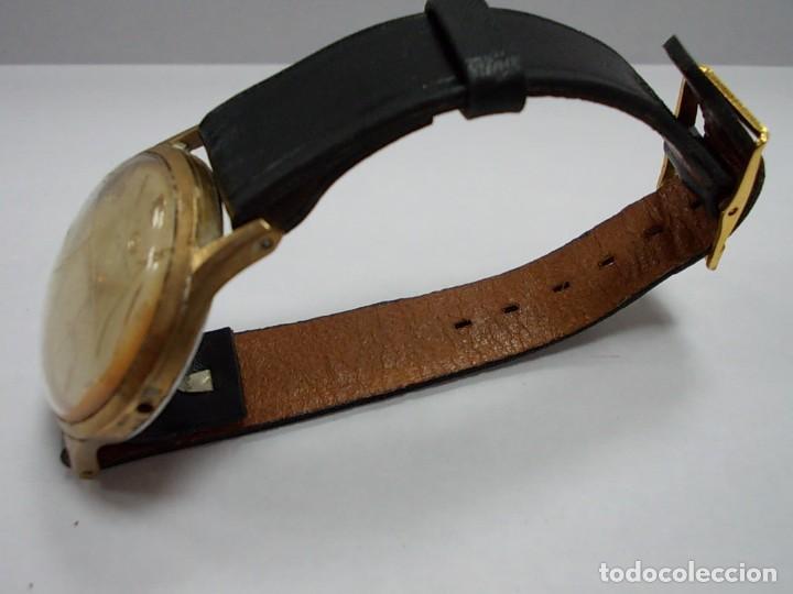Relojes de pulsera: Reloj Certina antiguo con segundero sin tija - Foto 4 - 153224438