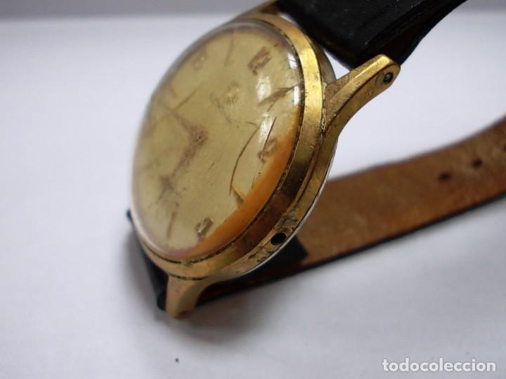 Relojes de pulsera: Reloj Certina antiguo con segundero sin tija - Foto 5 - 153224438
