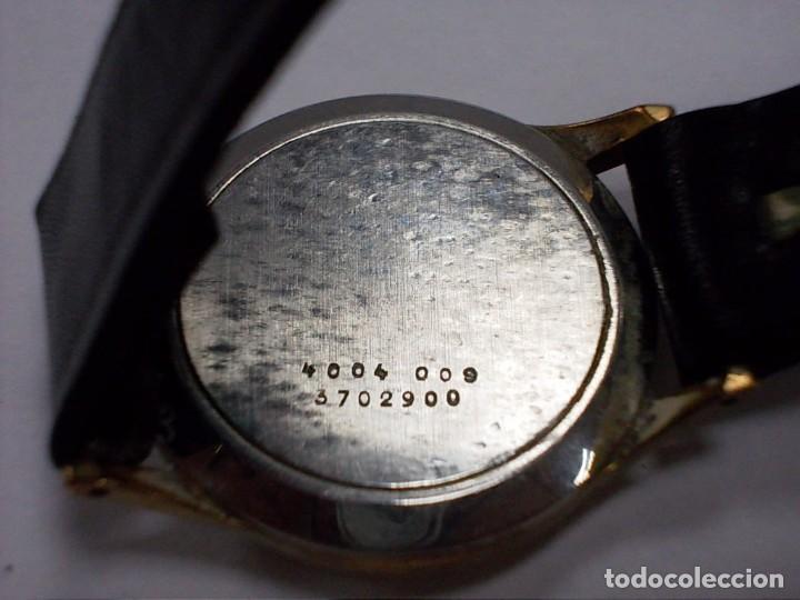 Relojes de pulsera: Reloj Certina antiguo con segundero sin tija - Foto 6 - 153224438
