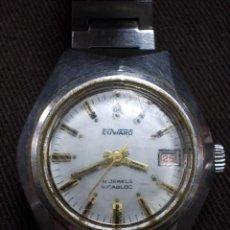 Relojes de pulsera: RELOJ DUWARD CON CALENDARIO. Lote 194568596