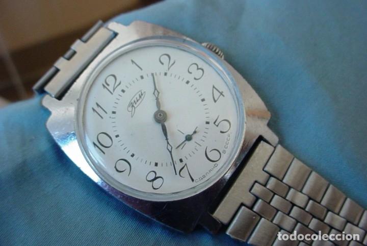 RELOJ MANUAL SOVIETICO ZIM POBEDA (Relojes - Pulsera Carga Manual)