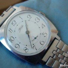 Relojes de pulsera: RELOJ MANUAL SOVIETICO ZIM POBEDA. Lote 153452126