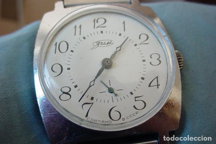 Relojes de pulsera: Reloj manual Sovietico Zim Pobeda - Foto 2 - 153452126