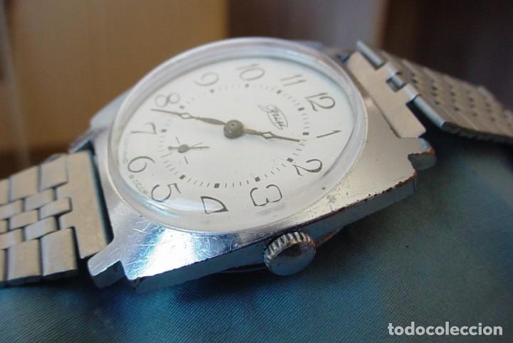 Relojes de pulsera: Reloj manual Sovietico Zim Pobeda - Foto 3 - 153452126