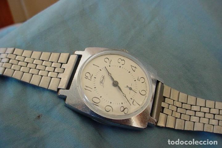Relojes de pulsera: Reloj manual Sovietico Zim Pobeda - Foto 6 - 153452126
