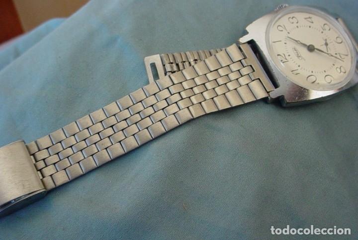 Relojes de pulsera: Reloj manual Sovietico Zim Pobeda - Foto 7 - 153452126