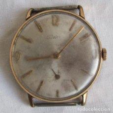 Relojes de pulsera: RELOJ DUWARD DE CUERDA. Lote 153536378
