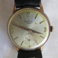 Relojes de pulsera: RELOJ DE PULSERA CANDELEANU WATCH FUNCIONANDO. Lote 153537610