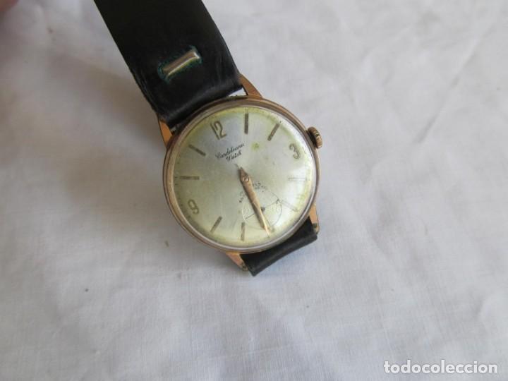 Relojes de pulsera: Reloj de pulsera Candeleanu Watch Funcionando - Foto 2 - 153537610