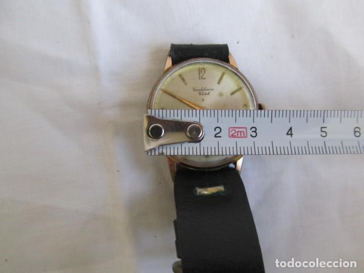 Relojes de pulsera: Reloj de pulsera Candeleanu Watch Funcionando - Foto 3 - 153537610