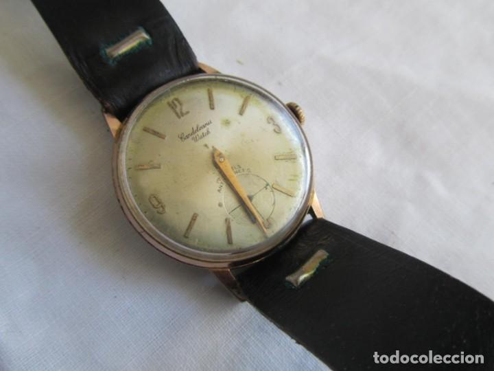 Relojes de pulsera: Reloj de pulsera Candeleanu Watch Funcionando - Foto 5 - 153537610