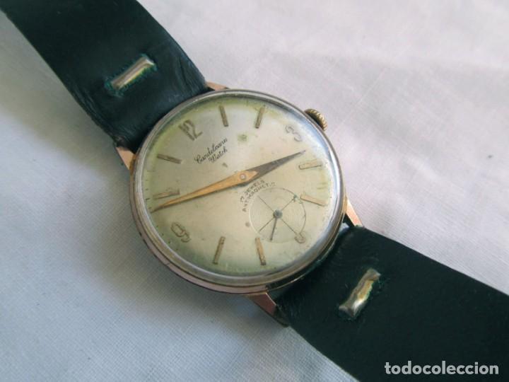 Relojes de pulsera: Reloj de pulsera Candeleanu Watch Funcionando - Foto 6 - 153537610