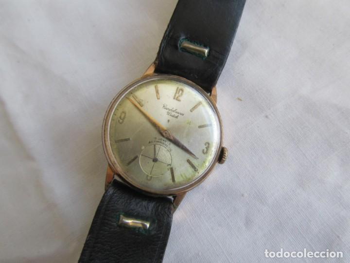 Relojes de pulsera: Reloj de pulsera Candeleanu Watch Funcionando - Foto 7 - 153537610
