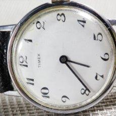 Relojes de pulsera: TIMEX BRITANICO AÑOS 60 CON FIRMA DE DESTILERIAS MOREY DE MALLORCA LOTE WATCHES. Lote 153568242
