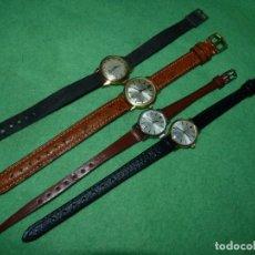 Relojes de pulsera: GRAN LOTE RELOJ OMEGA LONGINES CYMA TAVANNES SWISS MADE COLECCION DAMA. Lote 161728121