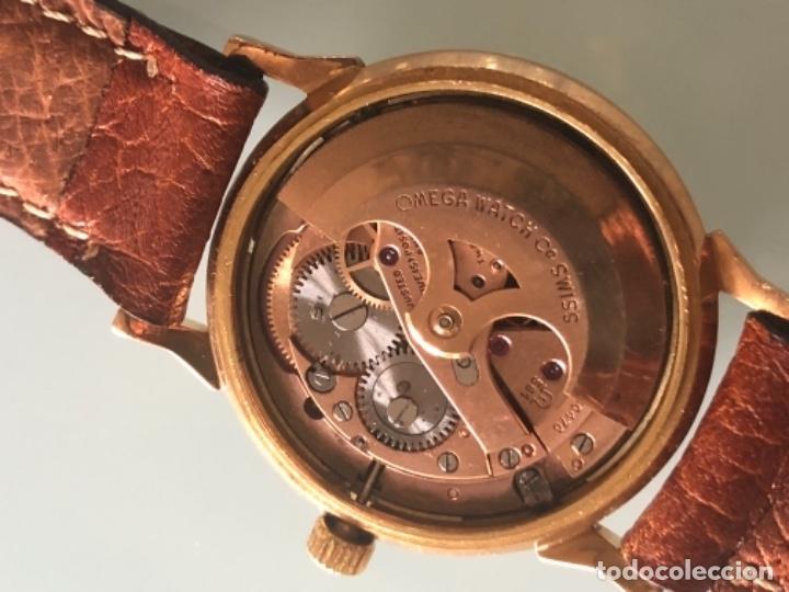 Relojes de pulsera: RELOJ OMEGA PIE PAN CONSTELLATION CAJA SUIZA ORO 18 CALIBRE 561 AÑOS 60 - Foto 16 - 114634063