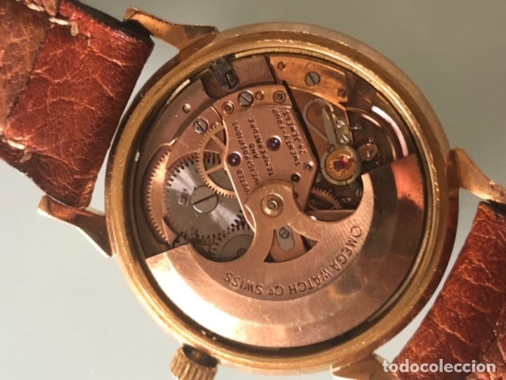 Relojes de pulsera: RELOJ OMEGA PIE PAN CONSTELLATION CAJA SUIZA ORO 18 CALIBRE 561 AÑOS 60 - Foto 17 - 114634063