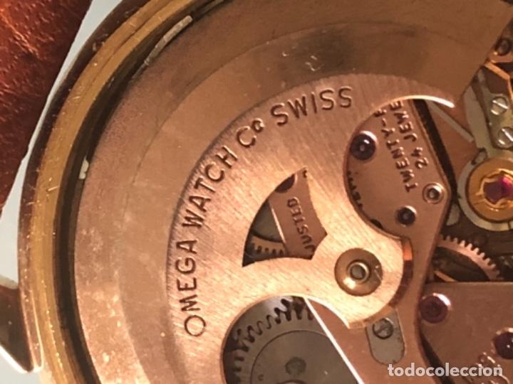 Relojes de pulsera: RELOJ OMEGA PIE PAN CONSTELLATION CAJA SUIZA ORO 18 CALIBRE 561 AÑOS 60 - Foto 19 - 114634063