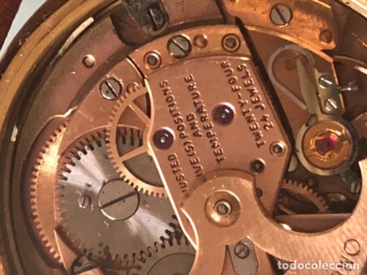 Relojes de pulsera: RELOJ OMEGA PIE PAN CONSTELLATION CAJA SUIZA ORO 18 CALIBRE 561 AÑOS 60 - Foto 18 - 114634063