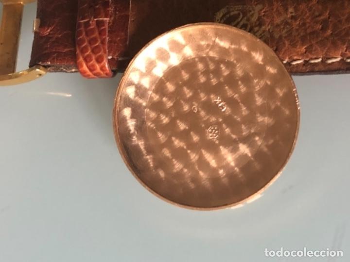 Relojes de pulsera: RELOJ OMEGA PIE PAN CONSTELLATION CAJA SUIZA ORO 18 CALIBRE 561 AÑOS 60 - Foto 22 - 114634063