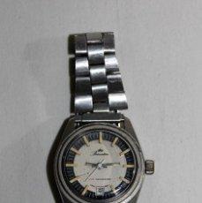 Relojes de pulsera: RELOJ DE PULSERA PRINCETON 200 SKINDIVRE SWISS MADE 12623 - H.1970. Lote 153703774