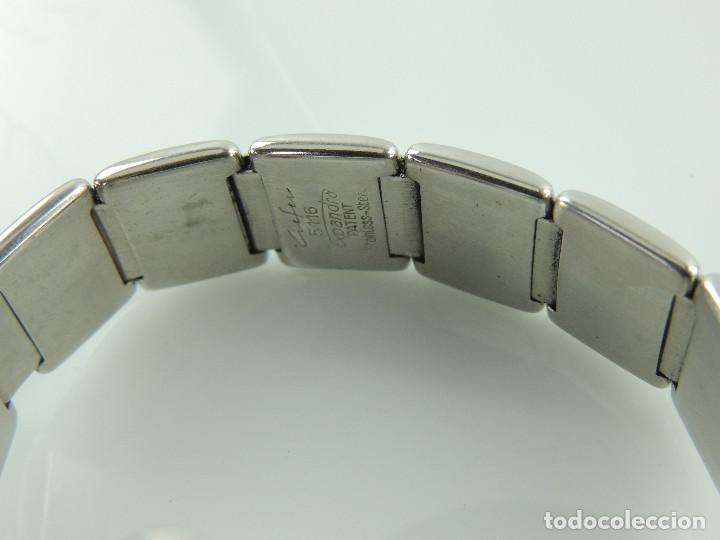Relojes de pulsera: ANTIGUO RELOJ DE PULSERA DE HOMBRE MARCA LONGINES EXCELENTE PIEZA DE COLECCION - Foto 3 - 153820810