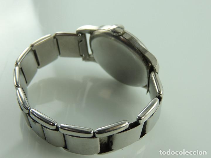 Relojes de pulsera: ANTIGUO RELOJ DE PULSERA DE HOMBRE MARCA LONGINES EXCELENTE PIEZA DE COLECCION - Foto 7 - 153820810