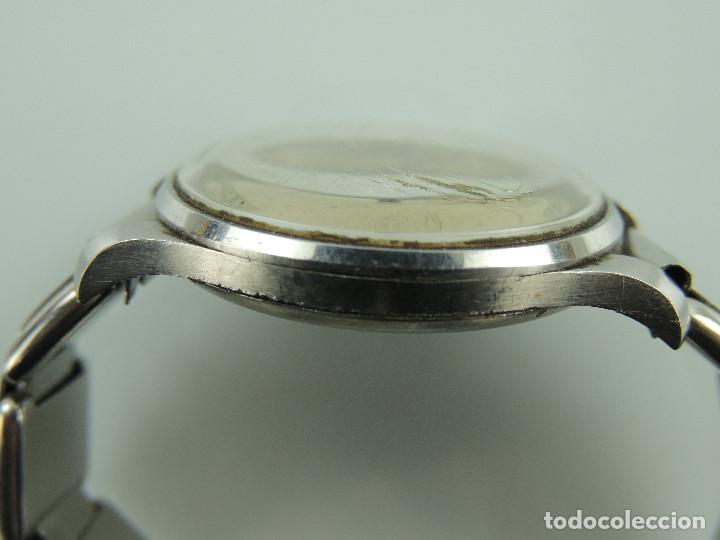 Relojes de pulsera: ANTIGUO RELOJ DE PULSERA DE HOMBRE MARCA LONGINES EXCELENTE PIEZA DE COLECCION - Foto 12 - 153820810