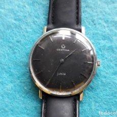 Relojes de pulsera: RELOJ MARCA CERTINA JUBILÉ. CLÁSICO DE CABALLERO. FUNCIONANDO.. Lote 153837078