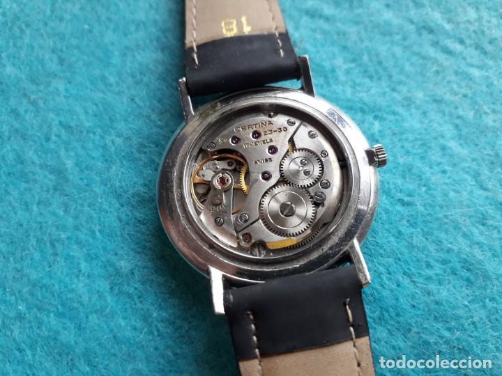 Relojes de pulsera: Reloj Marca Certina Jubilé. Clásico de Caballero. Funcionando. - Foto 7 - 153837078
