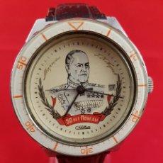 Relojes de pulsera: RELOJ RUSO SLABA AÑO 1995 MARSCAL ZUKOV. Lote 153954214