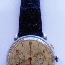Relojes de pulsera: RELOJ CRONO CAUNY PRIMA. Lote 154276766