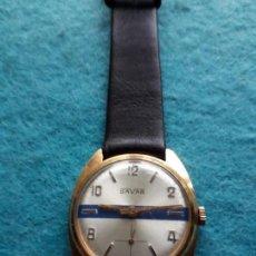 Relojes de pulsera: RELOJ MARCA SAVAR. CLÁSICO DE CABALLERO. FUNCIONANDO.. Lote 154787678