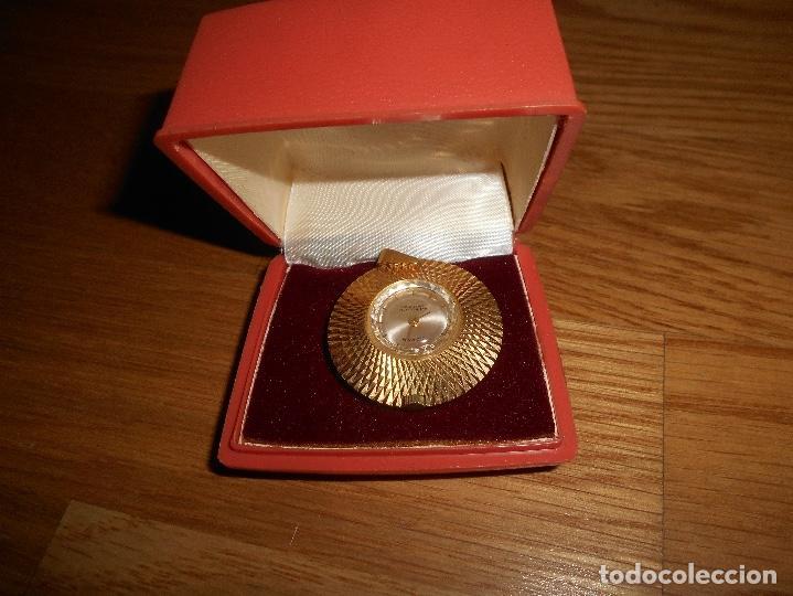 Relojes de pulsera: Antiguo Reloj PARA COLGAR SORNA CUERDA SWISS MADE FUNCIONANDO RARO - Foto 2 - 155002898