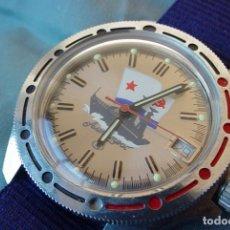 Relojes de pulsera: RELOJ MILITAR RUSO VOSTOK. Lote 155071122