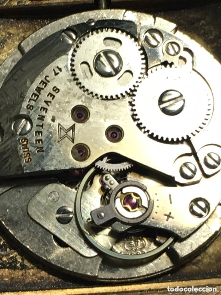 Relojes de pulsera: Reloj EDOX FUNCIONA MUY BIEN MAQUINARIA SUIZA ORIGINAL MODELO RARO - Foto 2 - 155126874