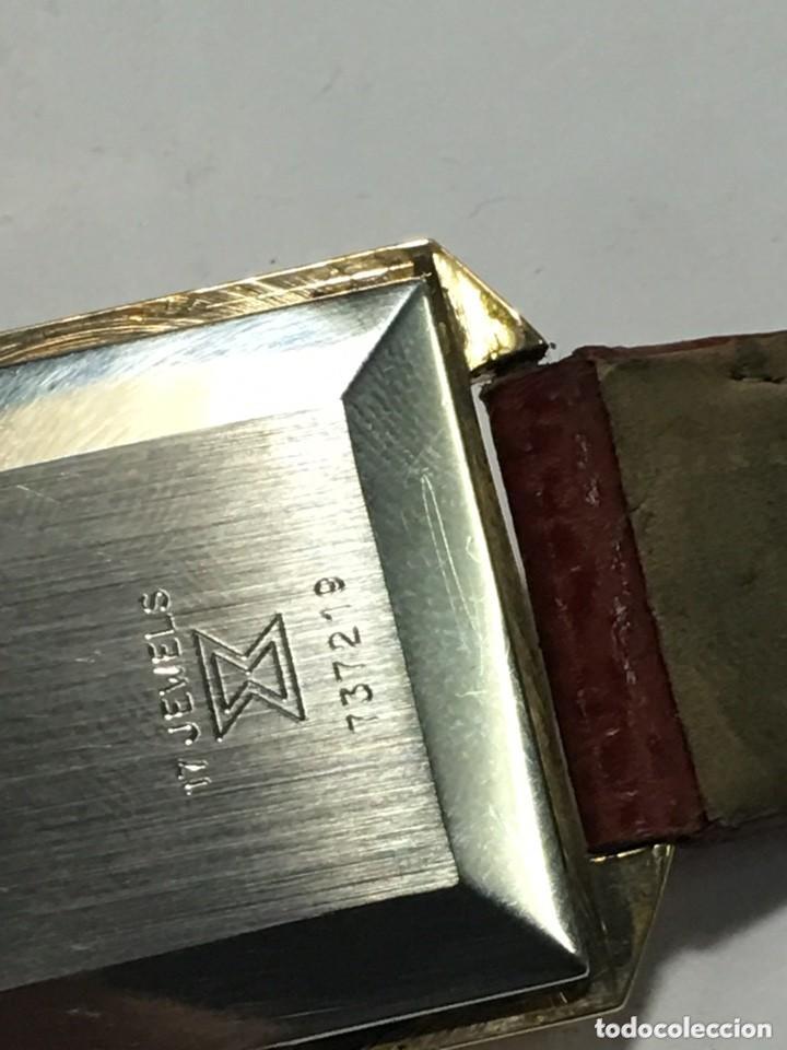 Relojes de pulsera: Reloj EDOX FUNCIONA MUY BIEN MAQUINARIA SUIZA ORIGINAL MODELO RARO - Foto 6 - 155126874