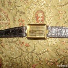 Relojes de pulsera: RELOJ DUPONT AÑOS 80 A CUERDA. Lote 155254786