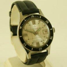 Relojes de pulsera: JONAS 21 PRIX MECANICO TIPO DIVER O SUBMARINER 38MM. Lote 155338990