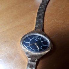 Relojes de pulsera: RELOJ DE SEÑORAS DE CUERDA MARCA CCCP. Lote 155413398