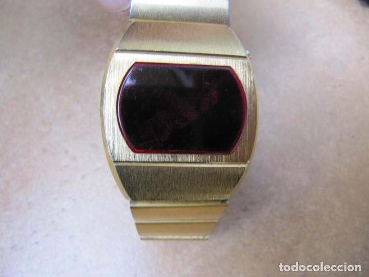 fab7069dcfef Relojes de pulsera  ANTIGUO RELOJ DIGITAL DE LOS AÑOS 70 DE LED - Foto 3
