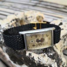 Relojes de pulsera: RELOJ ELIDA ART DECO AÑOS 30. Lote 155812461