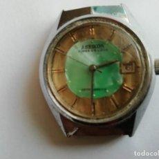 Relojes de pulsera: RELOJ ASEIKON SUPER DE LUJO NO FUNCIONA. Lote 155969594