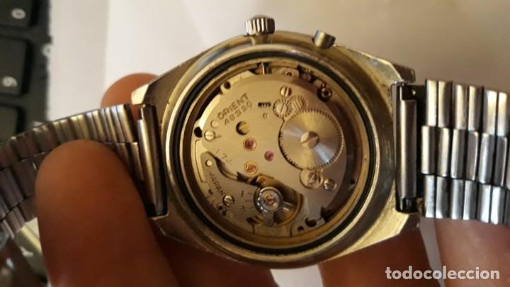 Relojes de pulsera: reloj de pulsera caballero carga manual orient 48320 ver descripcion y fotos - Foto 5 - 156246734