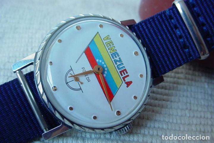 RELOJ MANUAL RUSO POBEDA VENEZUELA (Relojes - Pulsera Carga Manual)
