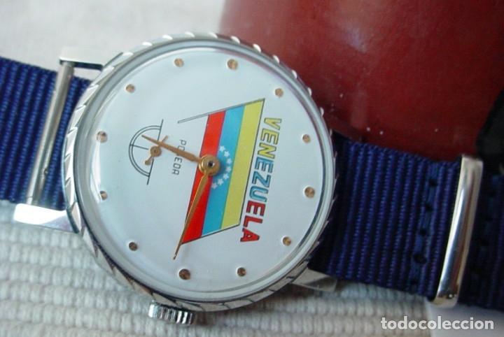Relojes de pulsera: Reloj manual ruso Pobeda Venezuela - Foto 2 - 156533685