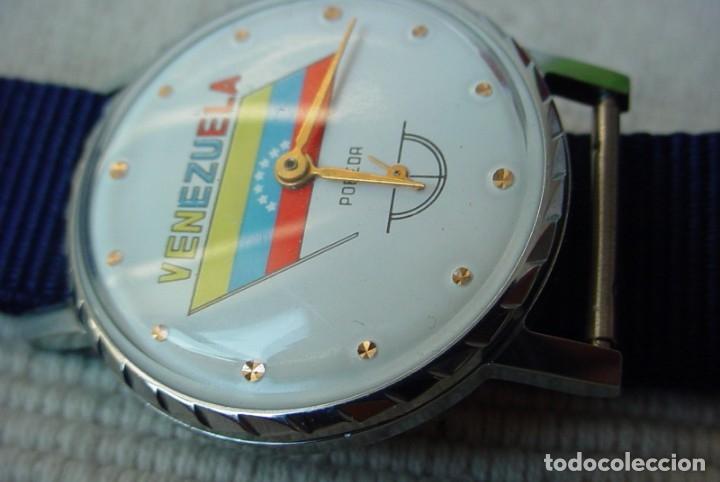 Relojes de pulsera: Reloj manual ruso Pobeda Venezuela - Foto 4 - 156533685