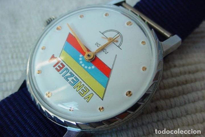 Relojes de pulsera: Reloj manual ruso Pobeda Venezuela - Foto 5 - 156533685